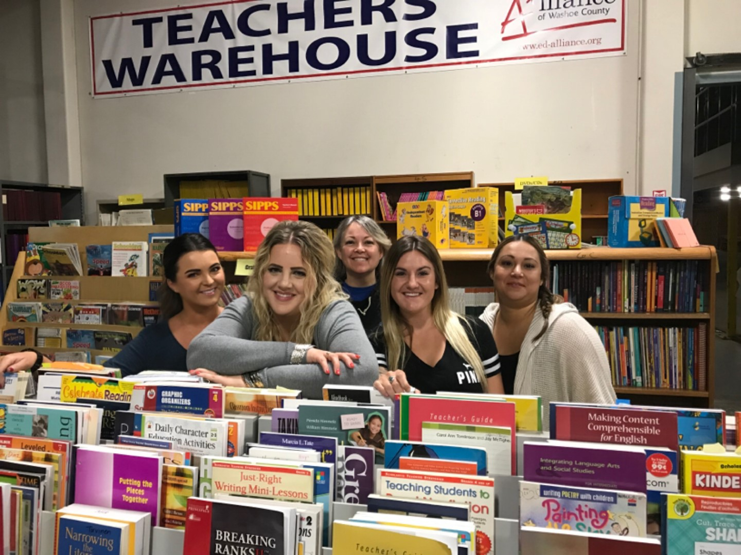 teachers warehouse