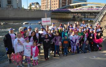 "Susan G Komen ""Race for the Cure"" 2018"